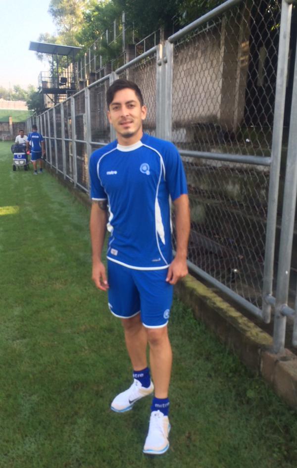 Juego amistoso el 9 de octubre del 2015 contra Haiti. CQo2C6cUcAAMudb
