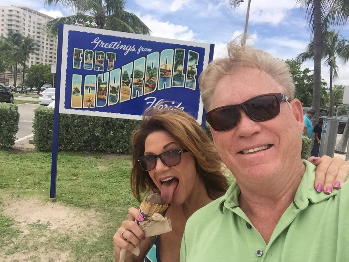 Deauxma on twitter quot hubby and i went over to ft lauderdale to