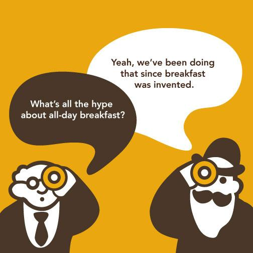 Welcome to the #AllDayBreakfast club, @McDonalds! http://t.co/T5hvb4at7K