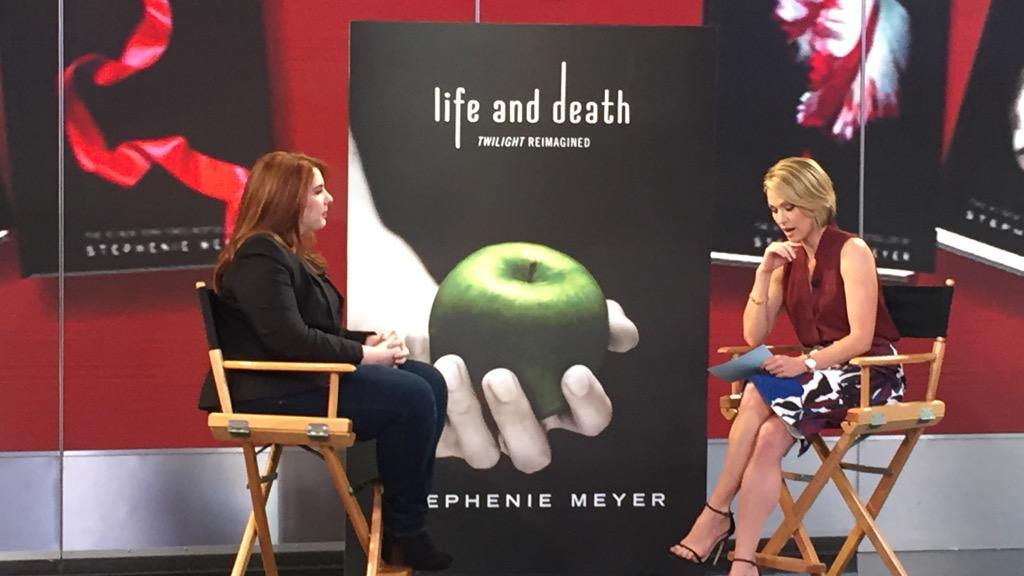 Life death twilight book and