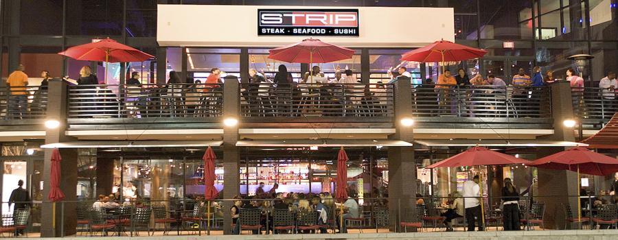 Good Restaurants By Philips Arena