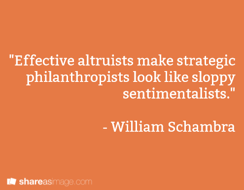 Thumbnail for #fundchat - Effective Altruism vs. Traditional Charity