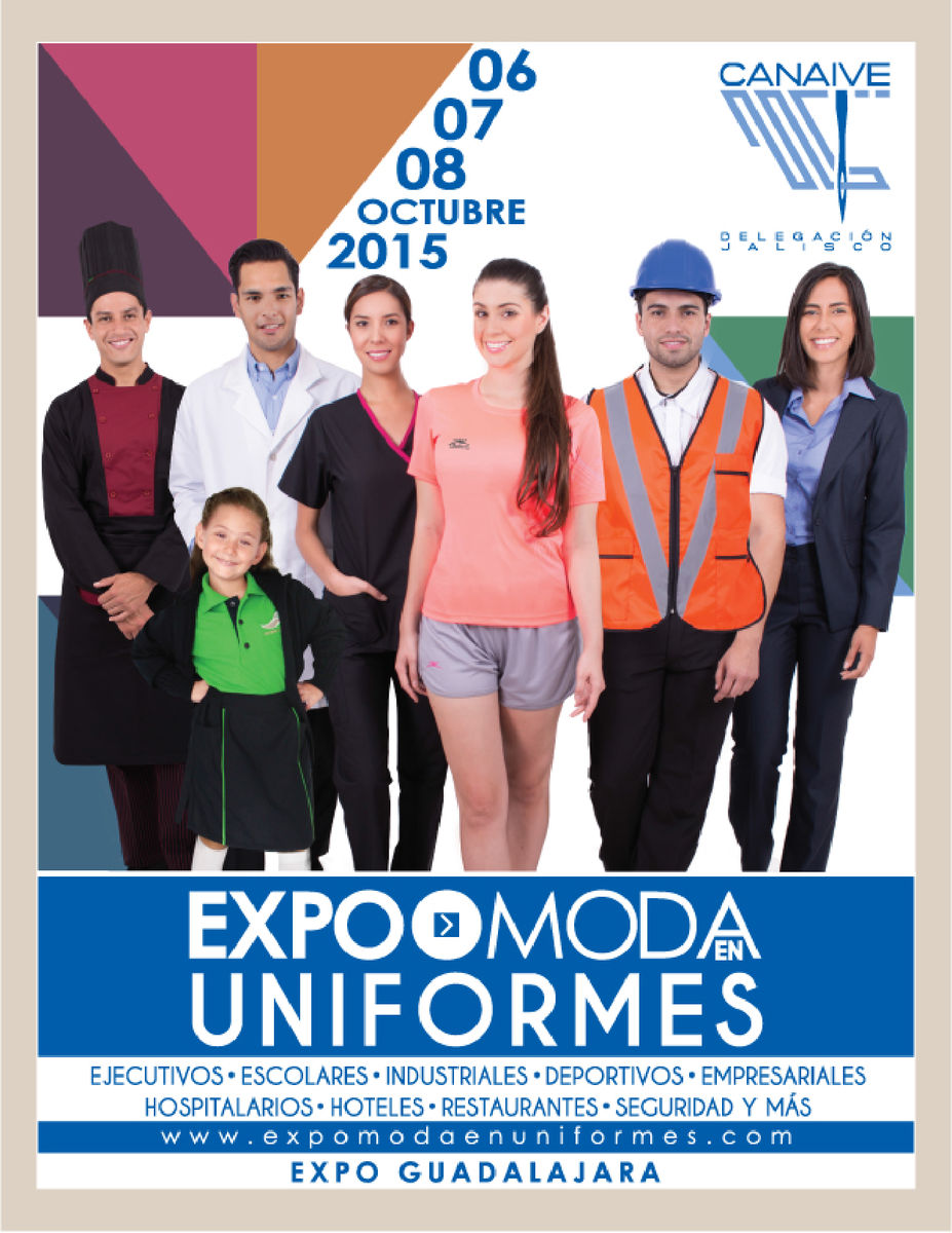 Cluster Forestal On Twitter Hoy Inicia Expo Moda Uniformes