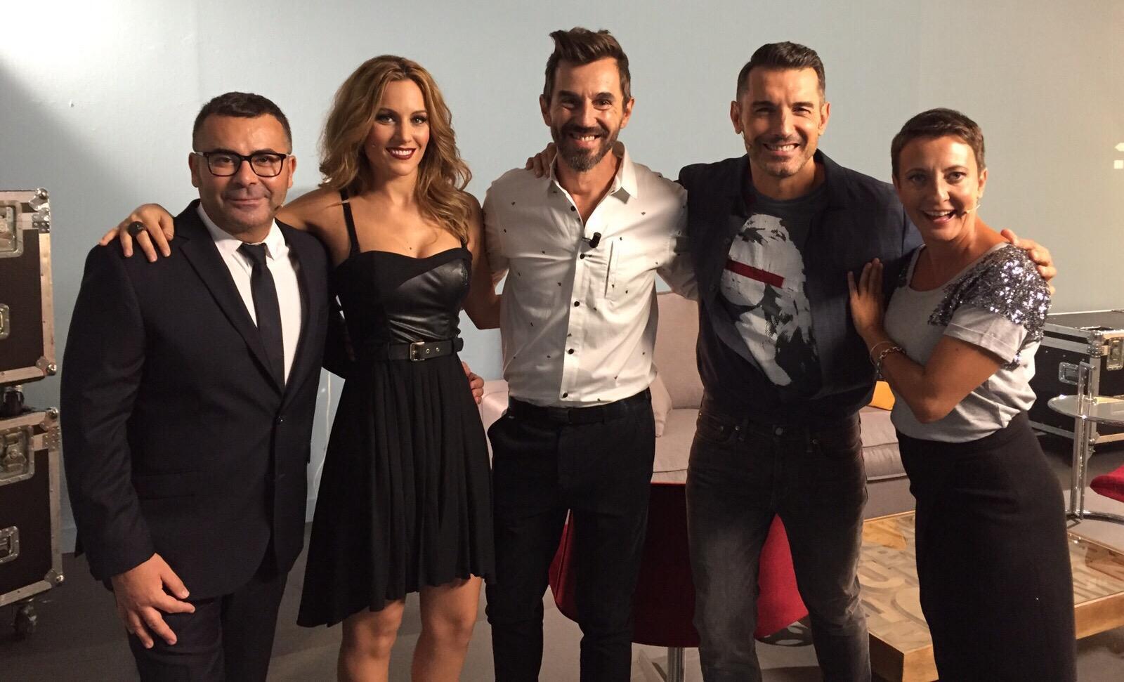 """Got Talent España"" >> Jurado (Sábado 22:00h Telecinco) CQpEXXqVEAAEcJW"