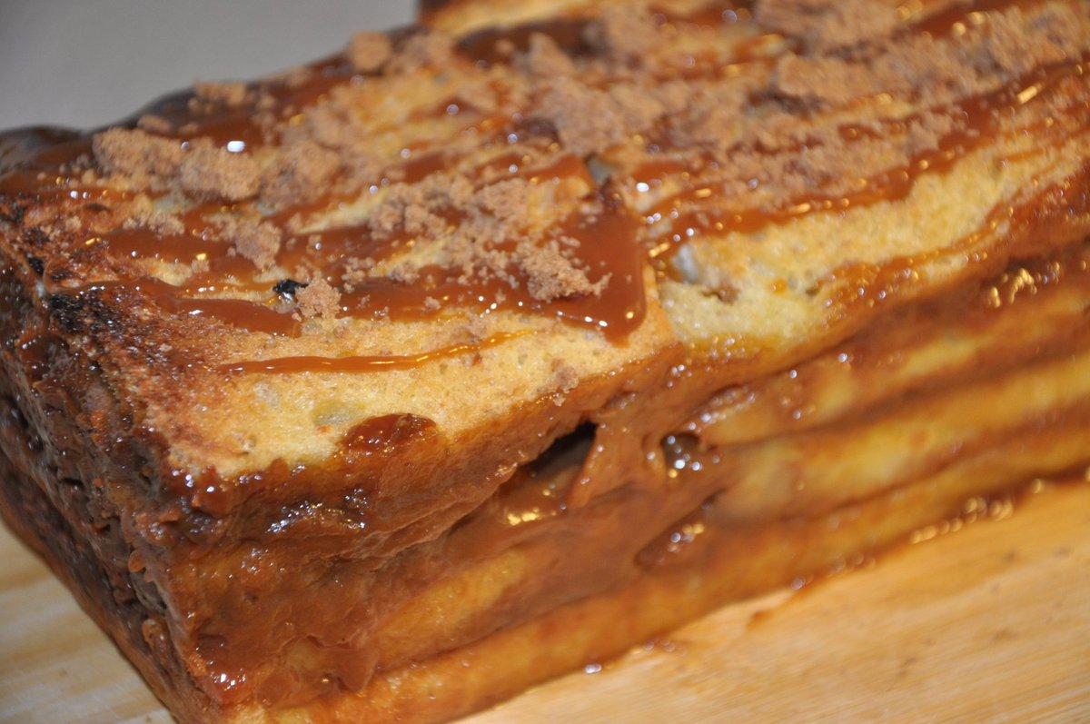 """La Maison De Rose Brossac la maison de rose on twitter: """"croque cake au caramel et"""