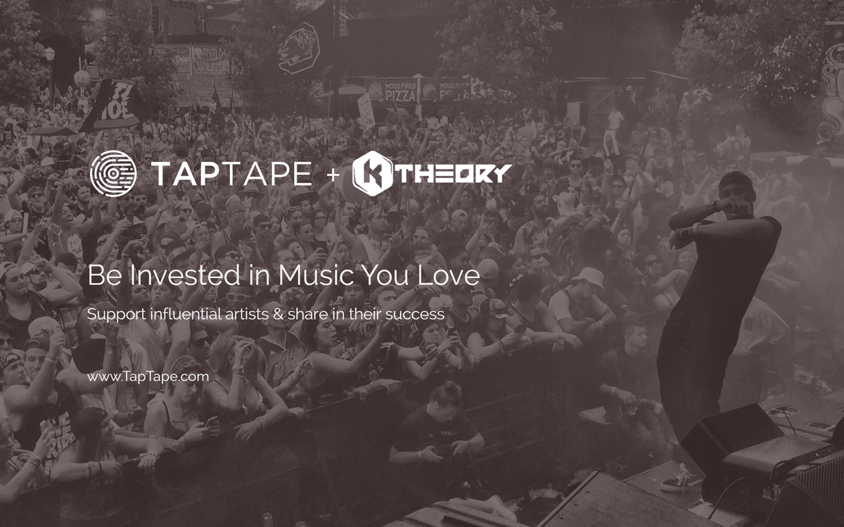 TapTape.com launched yesterday and I'm so proud to have been there from the start! @TapTapeMusic