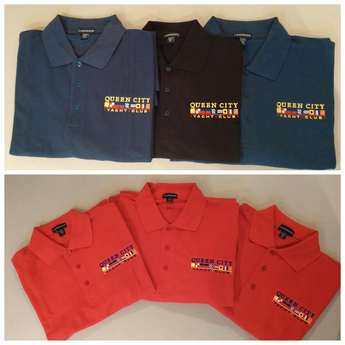 Bespoke Embroidered Polo Shirts