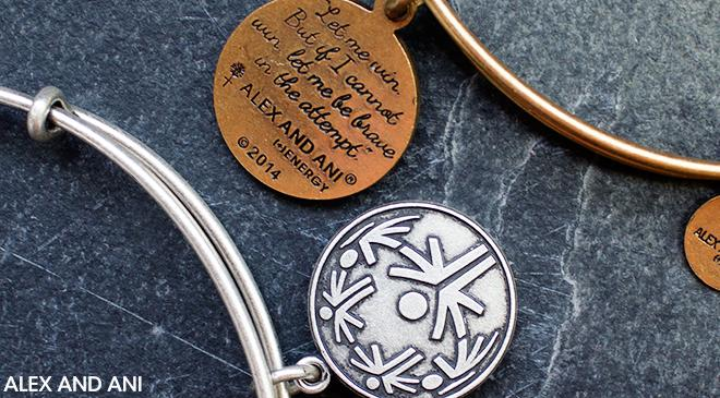 A guest in our #Boston store felt a connection to our @SpecialOlympics #PowerOfUnity bangle &gt;  http:// bit.ly/1QWVNpk  &nbsp;   <br>http://pic.twitter.com/0zDMAkOPMs