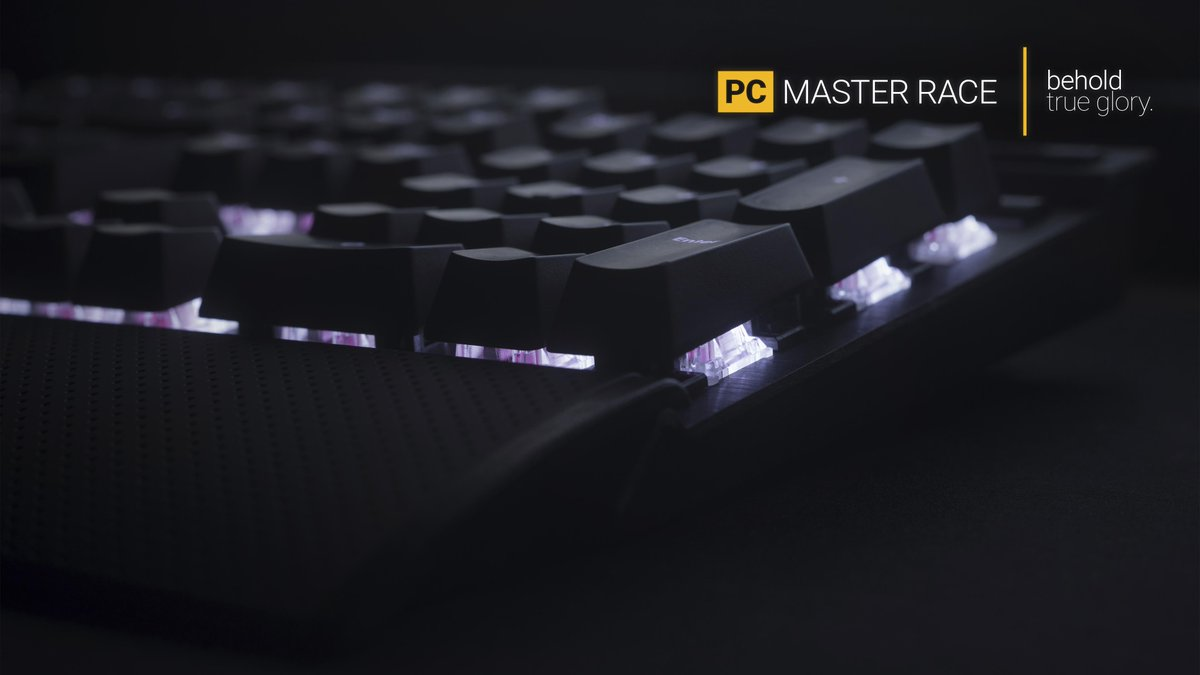 corsair on twitter thanks to our pcmr pals for putting together