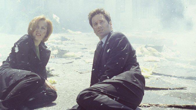 X-Files : Aux frontières du réel CQqBx1zUYAAndpg
