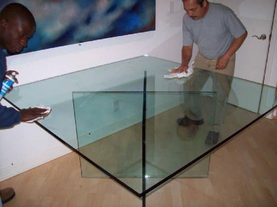Avery glass mirror averyglass twitter for Mesas de comedor cuadradas modernas