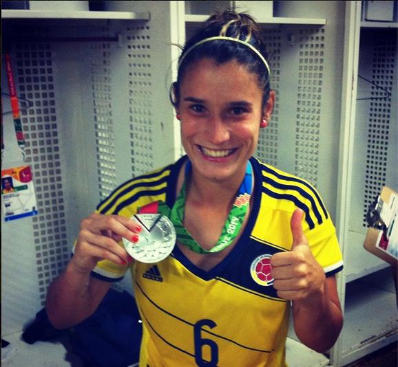 Daniela Montoya criticó sistema de campeonato de la Liga Femenina en Colombia