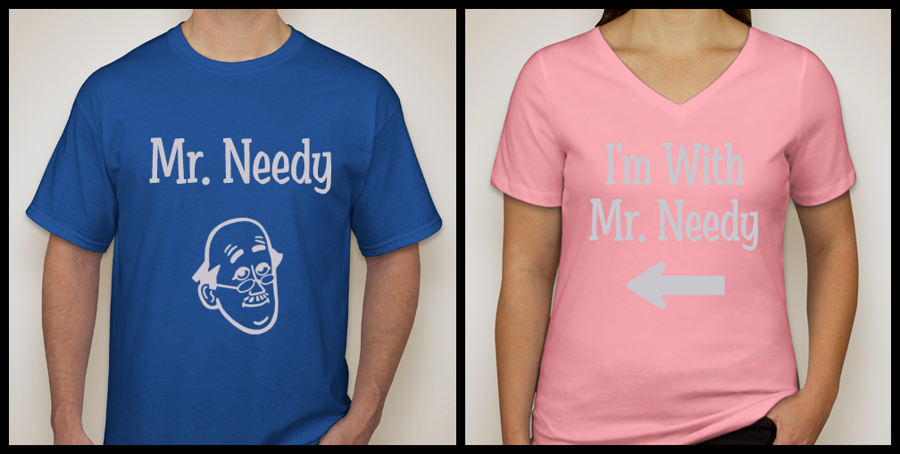 Mike provides brand new t shirt design inspiration his for Company t shirt design inspiration