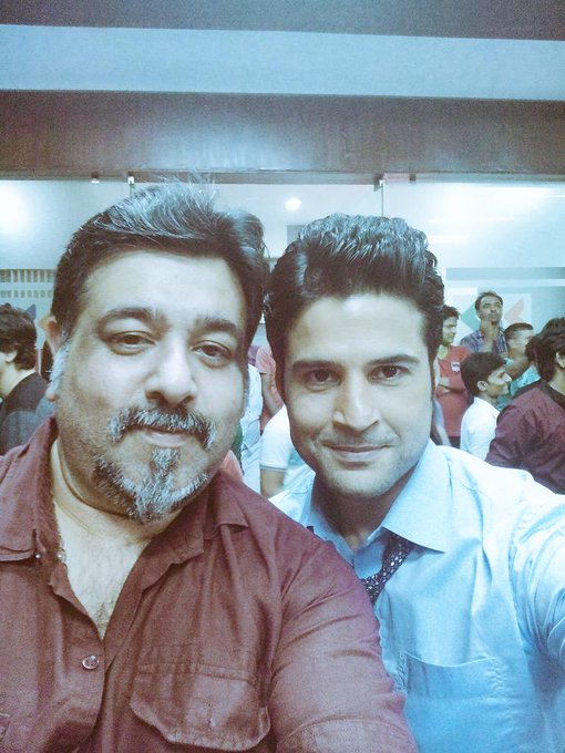 Last day on the sets of #Reporters http://t.co/hRGr30RRNo