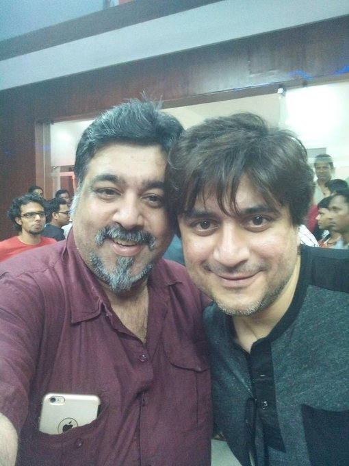 Wrap on the sets of #Reporters http://t.co/VFlzE6YC0b