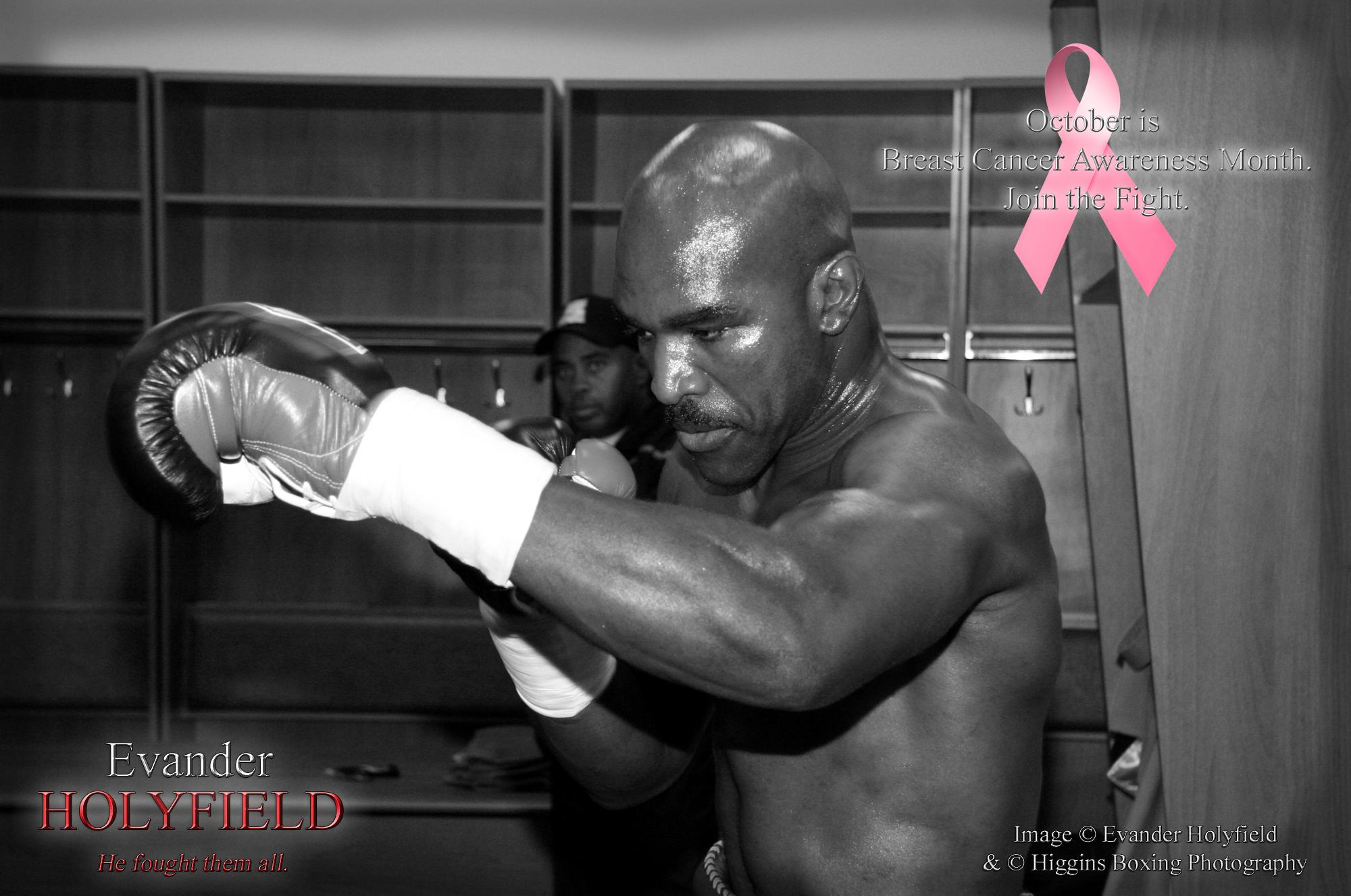 RT @holyfield: October is #BreastCancerAwarenessMonth – Join the Fight. http://t.co/GtQkUWOhLT