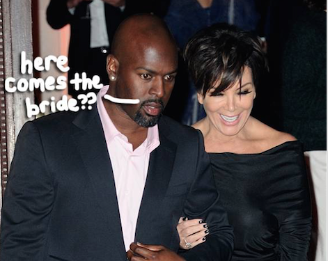 #KrisJenner's boyfriend #CoreyGamble was spotted wearing a ring on THAT finger! http://t.co/LluE0muehC http://t.co/qQ0vrdvWUU