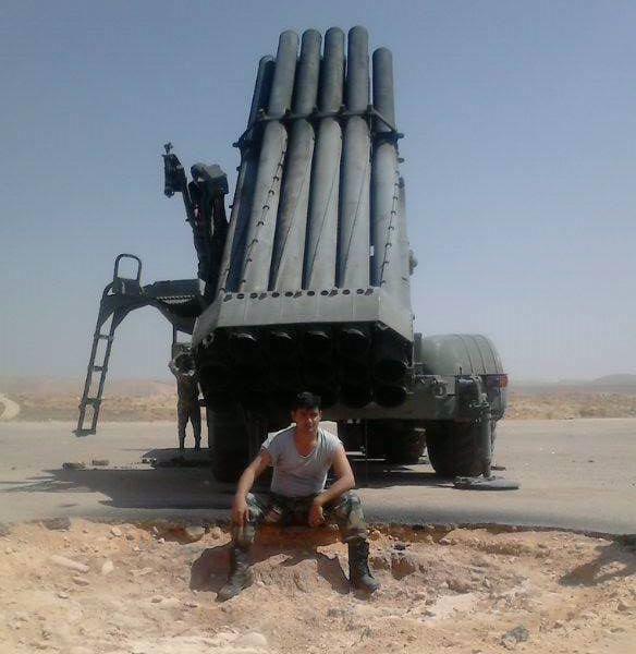 Syrian Arab Army (SAA) CQqslUdXAAArgDn