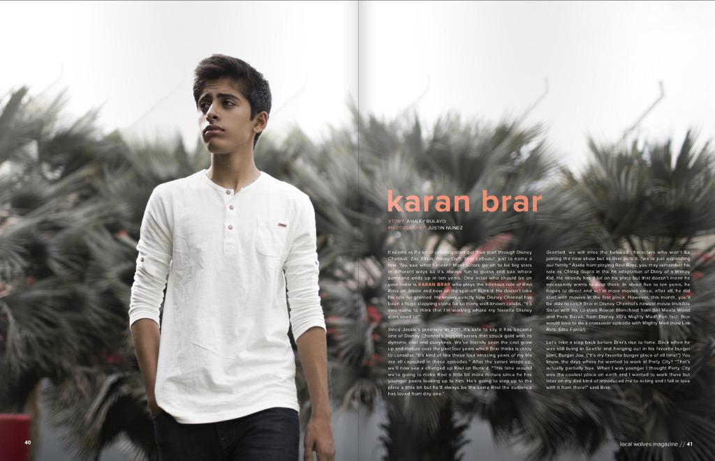"Karan Brar on Twitter: ""Thanks @localwolves for the killer ..."
