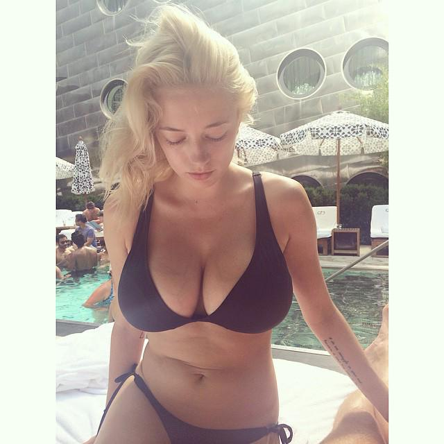 Year Old Blonde With Big Natural Tits