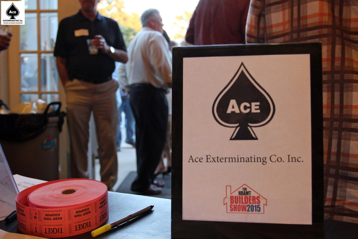 Ace Exterminating On Twitter The Hbamt Builders Show Was A Blast Http T Co M1kciz3ocd Buildersshow Event Home Local Joelton Tn