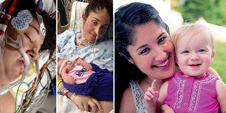 Back From The Dead — Mother Wakes From Coma After Hearing Newborn Daughter's Cries http://t.co/egOcIxoMg0 http://t.co/TDpTp4VAQy