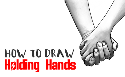 Drawinghowtodraw On Twitter Learn How To Draw Holding Hands With