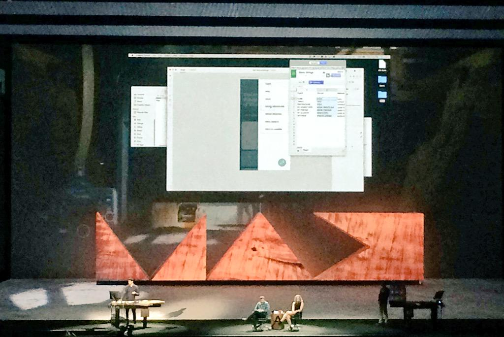 adobemax sneaks showing projectcomet designing with real data without json files lolpictwittercom8dj5zwzgul