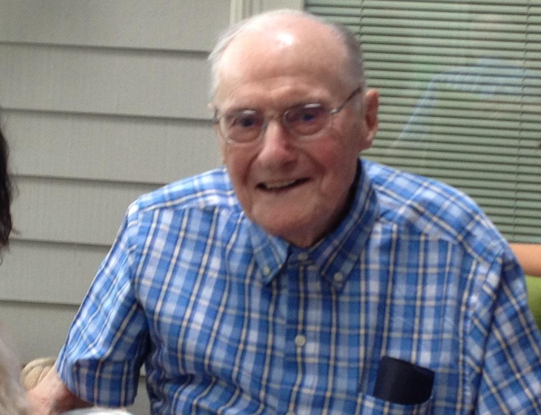 """#Missing: Here's a pic of Paul Adams, 97, missing from Grand Island. He's 5' 9"""", 150 lbs. @WGRZ"""
