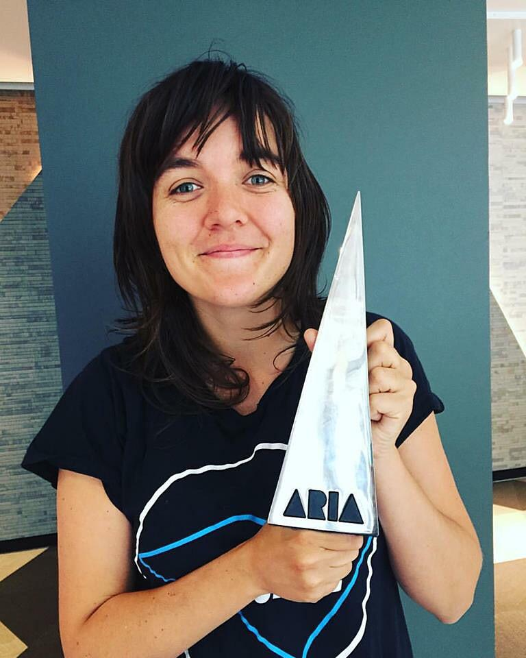 Hear A New Single From Courtney Barnett Produced By Jack White