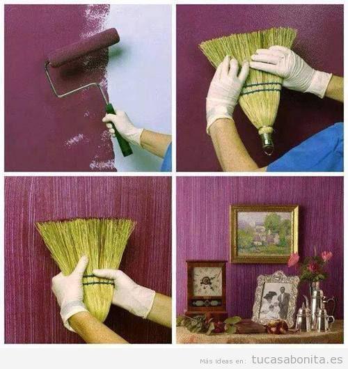 Tu casa bonita on twitter ideas diy y manualidades para - Ideas para pintar la casa ...