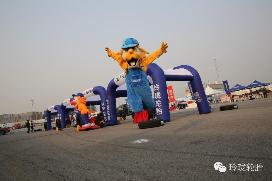 #LinglongTire China Truck Racing Championship received great success in Beijing Station on Oct. 5th. http://t.co/73Yo8stMkt