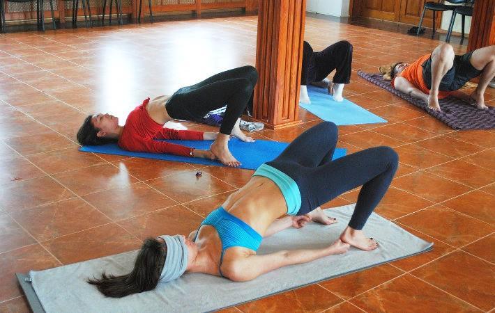Упражнения йоги сексуальная энергия