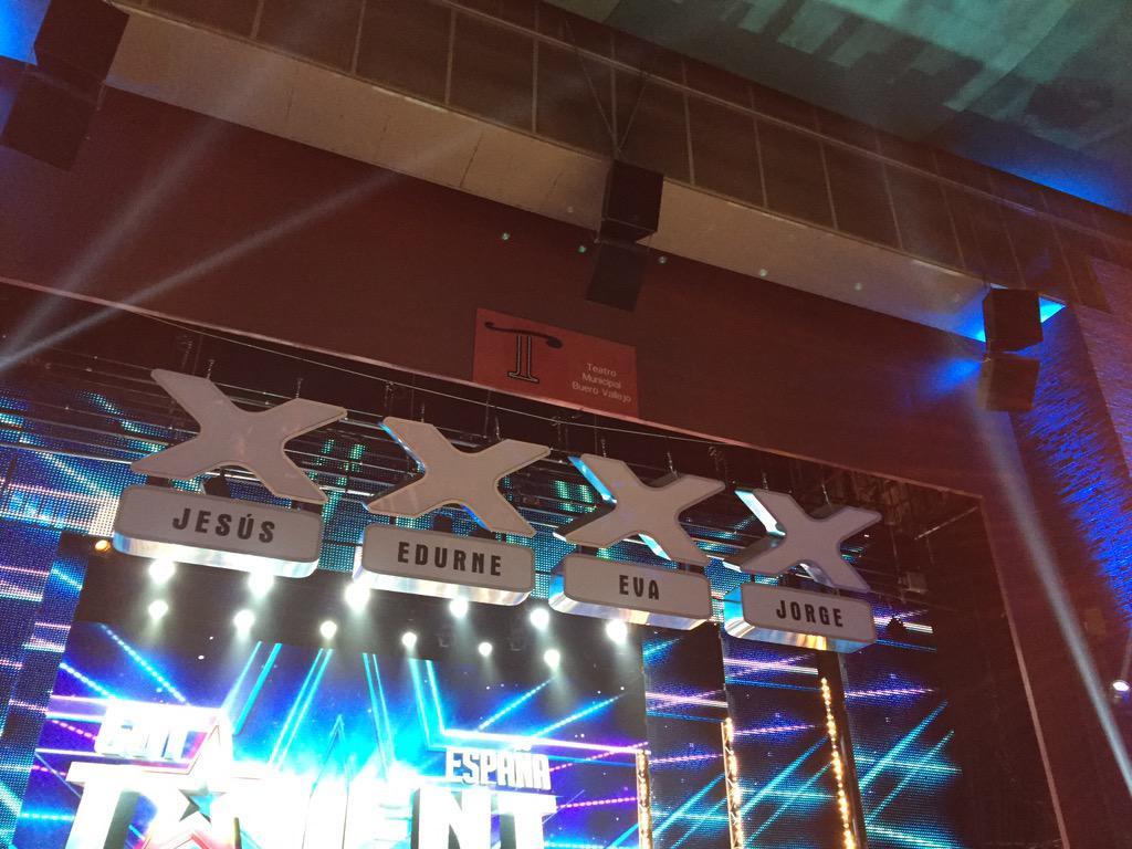 """Got Talent España"" >> Jurado (Sábado 22:00h Telecinco) CQtK24dWoAAnTqn"