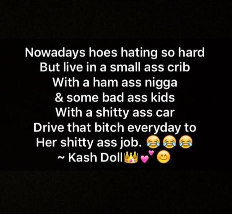 Kashdoll Sr  on Twitter: