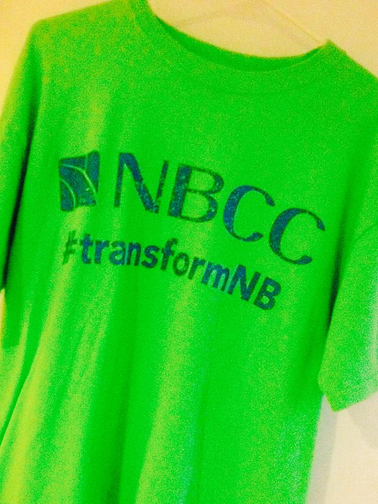Good morning @myNBCC - y'all ready to #transformNB ? http://t.co/I11WAkIfm2
