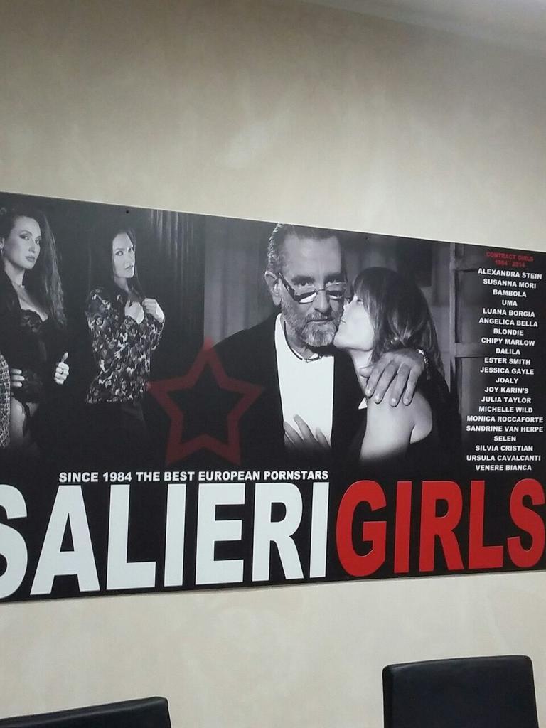"""Bambolas De Mario Salgiri Videos Porno eva berger on twitter: """"days for mario salieriin the real"""