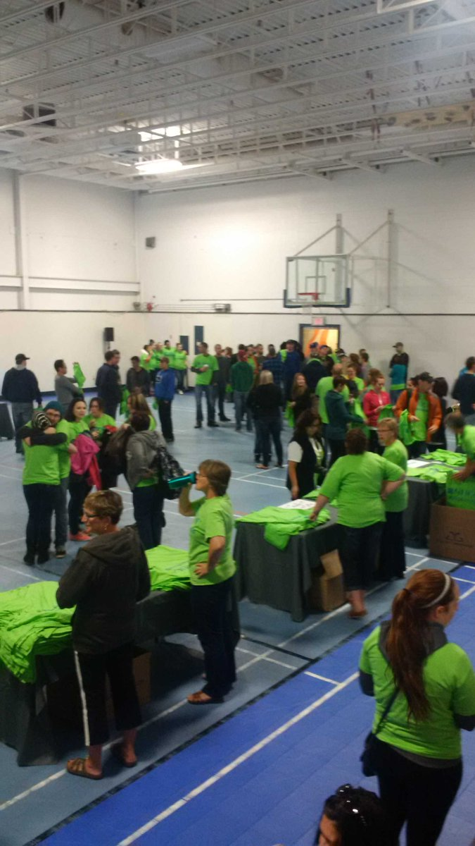Excitement building. Green NBCC wave about to hit our Saint John  community! #transformnb @mynbcc http://t.co/FtQa9pFdy1