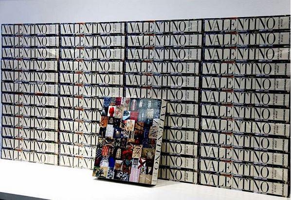 Today visit @coletteparis for Valentino Mirabilia Romae book signing 6 - 7.30PM #MariaGraziaChiuri #PierpaoloPiccioli