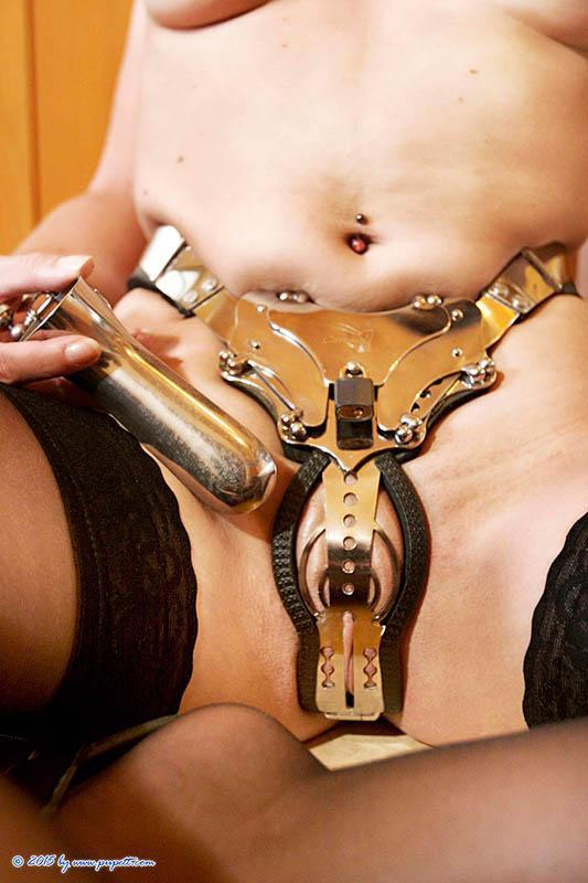 Image Fap Chastity Belt Bondage