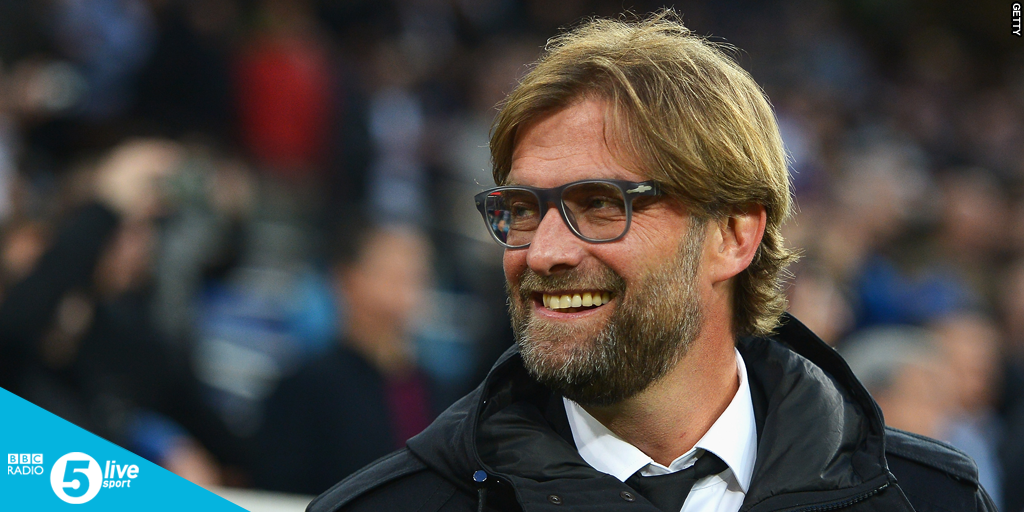 BREAKING:  The BBC understands that Jurgen Klopp will be announced as the new Liverpool manager tomorrow.