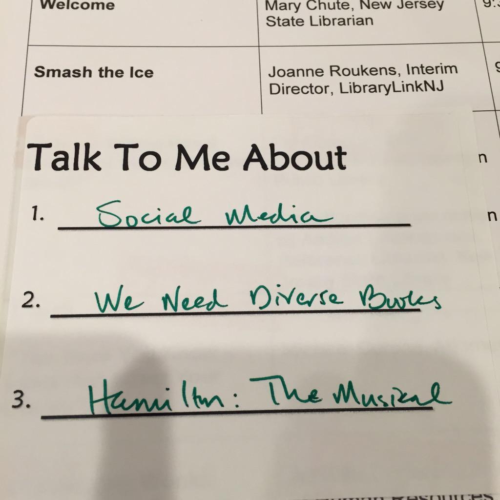 Thumbnail for NJ Public Library Directors Summit