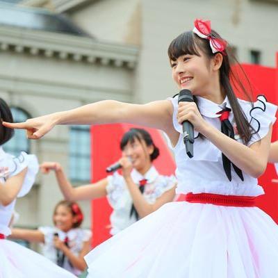 NGT48で踊る加藤美南