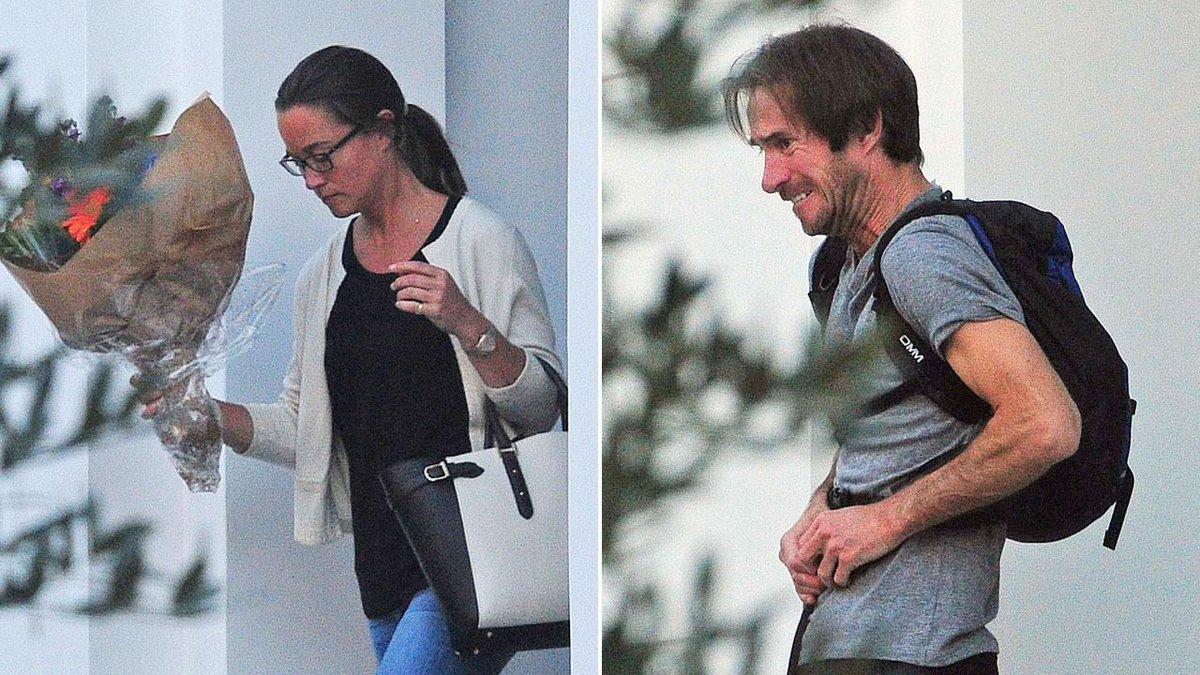 Pippa Middleton e il suo ex fidanzato.