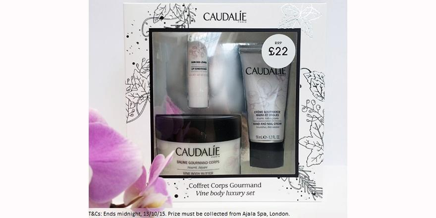 Our #spas have a special giveaway! RT & Follow @AjalaSpa + you could #WIN a #Caudalie Vine Body Set! @CaudalieUK http://t.co/LRTZXniq4f