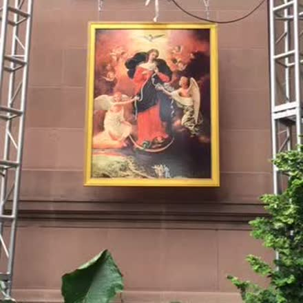 |REPLAY| Join #Wmf2015 for Closing Ceremony of Mary:Undoer of Knots Grot... #katch #Periscope http://t.co/WlWtdpHWtL http://t.co/yTzb1kzXRI