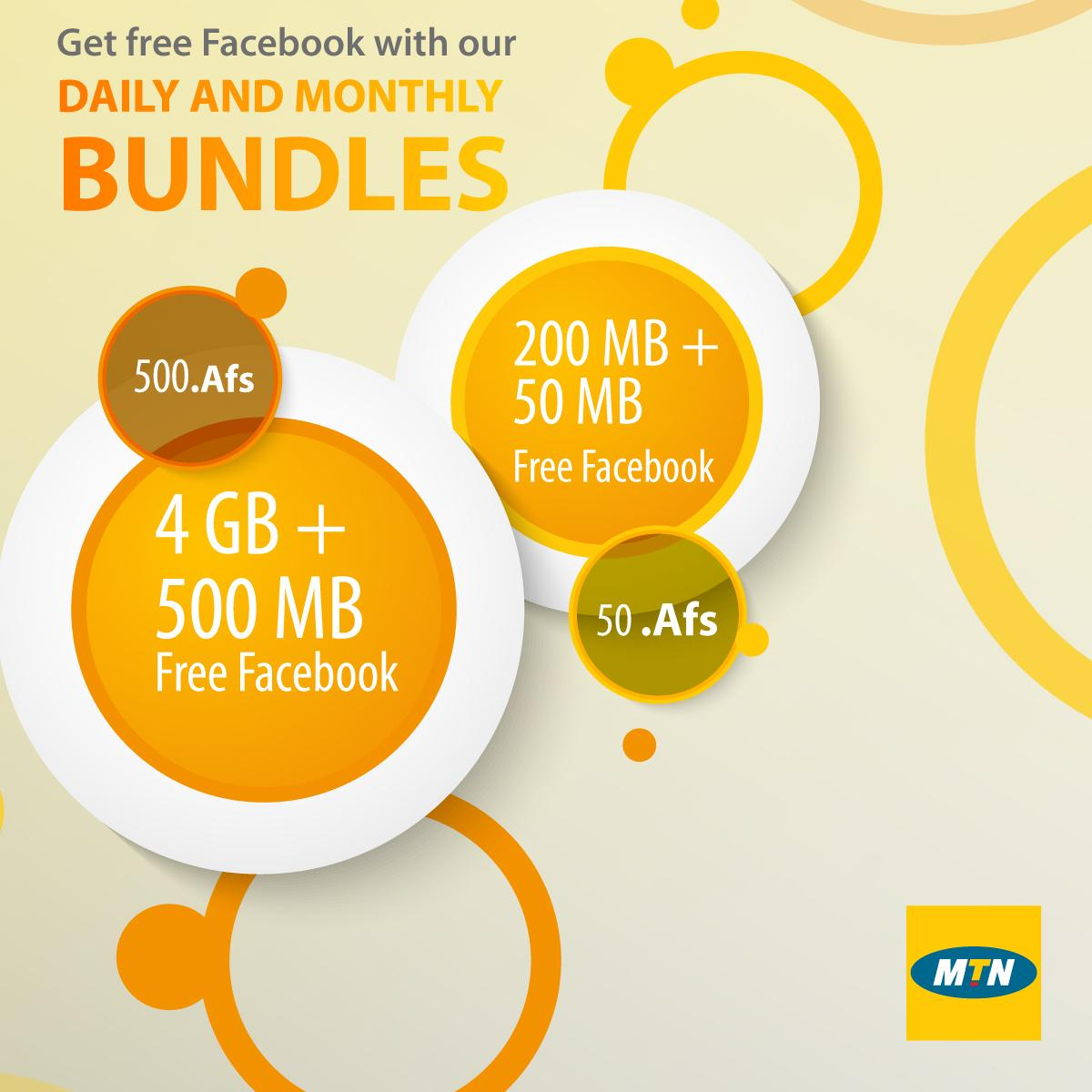 How To Get Free Facebook Mb On Mtn MTN SUN FARA FREE