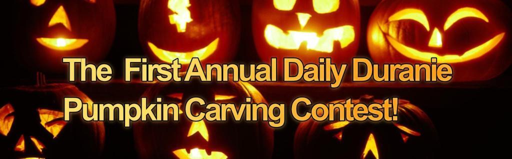 Duran Duran Pumpkin CarvingContest! http://t.co/3Hvp958MPJ http://t.co/shz7vfyfbr