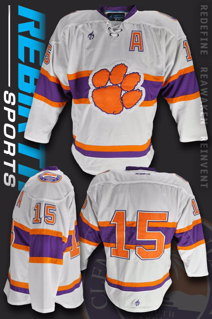 Clemson Ice Hockey on Twitter
