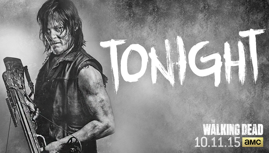 Brace yourselves for the return of #TWD at 9|8c.